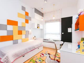 Kameleon - Kreatywne Studio Projektowania Wnętrz Modern Kid's Room