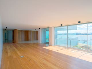 Sala de Estar: Salas de estar  por GRAU.ZERO Arquitectura,Clássico
