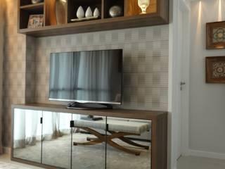 Гостиная в стиле модерн от 2nsarq Модерн