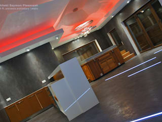 Spa Modern Oleh architekt SZYMON PLESZCZAK - ARCHI PL PRACOWNIA ARCHITEKTURY I WNĘTRZ Modern