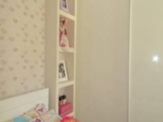 Apartamento no LeParc: Quarto infantil  por 2nsarq,Moderno