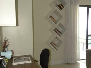 Apartamento no LeParc: Escritórios  por 2nsarq,Moderno