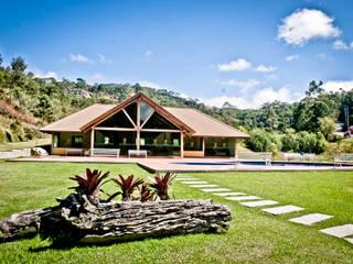 Carlos Eduardo de Lacerda Arquitetura e Planejamento Country style houses