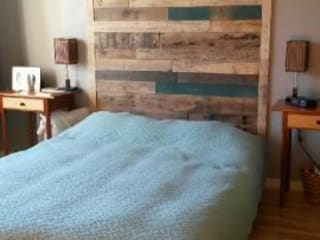 Tête de lit murale:  de style  par Vieilles Branches