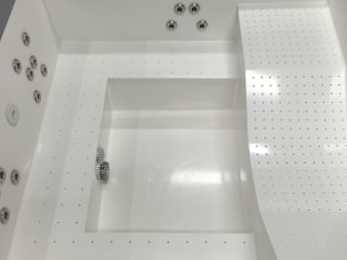 TVR Kunststoffen BV SpaAccesorios para piscinas y spa Plástico Blanco