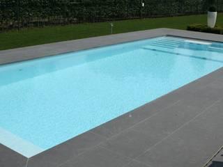 TVR Kunststoffen BV 泳池 塑膠 White