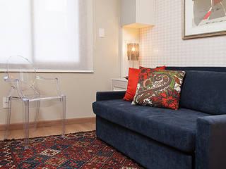 Dormitorios de estilo moderno de Débora Noronha Arquitetura Moderno