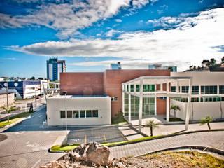 Carlos Eduardo de Lacerda Arquitetura e Planejamento Modern event venues
