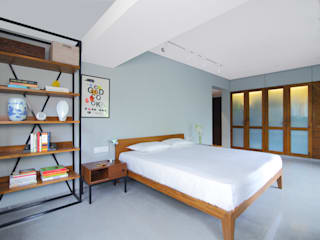 Residential - Napeansea Rd:  Bedroom by Nitido Interior design