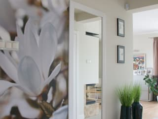 Dom pod Krakowem w Rącznej: styl , w kategorii  zaprojektowany przez Tylko Wnętrze Pracownia Projektowa