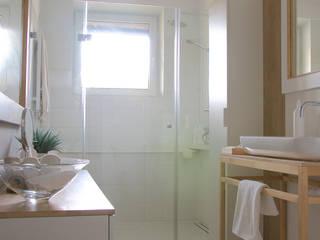 Dom pod Krakowem Łazienka: styl , w kategorii Łazienka zaprojektowany przez Tylko Wnętrze Pracownia Projektowa