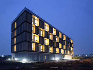 Hotels by Peter Ruge Architekten