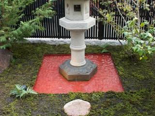佐藤邸: 造園 武が手掛けた庭です。,