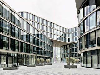 LTD_1 Modern office buildings by Peter Ruge Architekten Modern