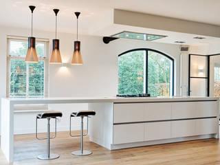 Modern kitchen by Jolanda Knook interieurvormgeving Modern