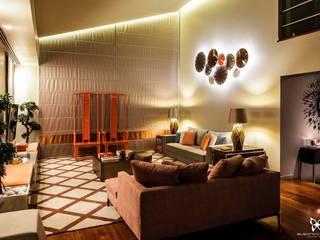Susana Camelo Living room Copper/Bronze/Brass Orange