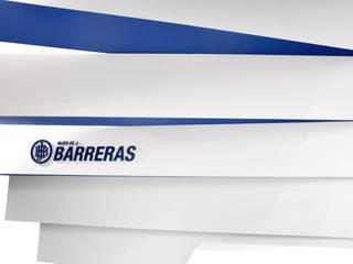 DISEÑO ASTILLEROS BARRERAS: Salas multimedia de estilo  de deMOSTRA  S.L.