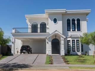 Casas de estilo ecléctico de Marcelo Lopes Arquitetura Ecléctico