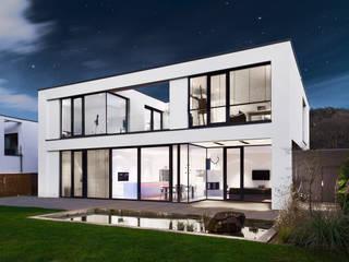 Casas de estilo minimalista de Skandella Architektur Innenarchitektur Minimalista