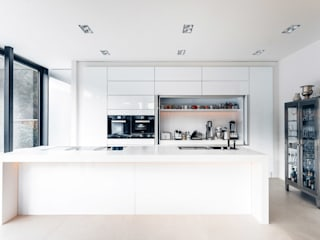 Skandella Architektur Innenarchitektur Minimalist kitchen