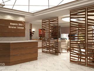 Naguru Hotel, Uganda by Inspiria Interiors Modern