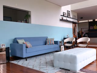 Mmaverick Arquitetura Living room