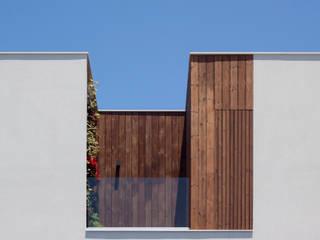 Balcones y terrazas modernos: Ideas, imágenes y decoración de Studio Dois Moderno
