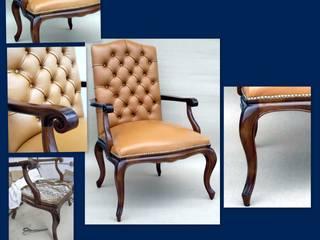 de estilo  por A Arte em Cadeiras Ltda, Clásico