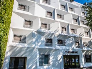 "Hotel ""The Passage"", Basel:  Hotels von TimberTech®"