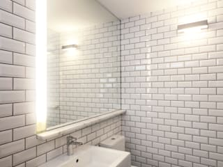 Modern Bathroom by Studio Dois Modern