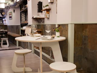 TABUHOME KitchenTables & chairs Wood White