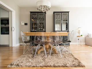 Zona Comedor: Comedores de estilo  de MODULAR HOME