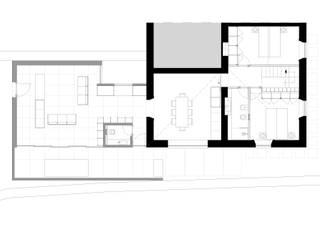 Casa Marmi - Retiro de ferias:   por Varq.,Minimalista