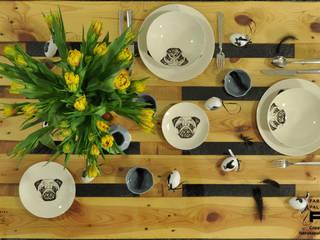 Wielkanoc na palecie: styl , w kategorii  zaprojektowany przez Fabryka Palet