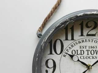 Relógio de parede:   por À Manápula