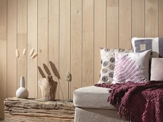 Rustic style walls & floors by Rochene Floors Rustic