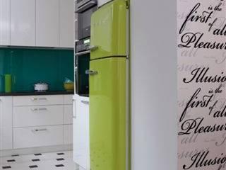 Modern Kitchen by RED design Modern