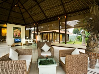 Livings de estilo  por Buseck Architekten