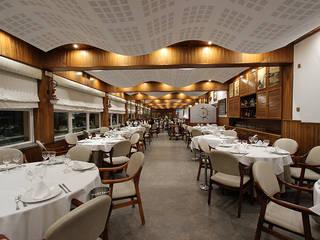 Reforma en Restaurante Batiste Novodeco Gastronomía de estilo mediterráneo