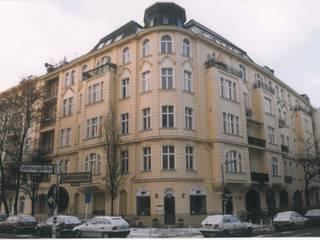 Salas de entretenimiento de estilo clásico de Buseck Architekten Clásico