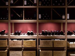 Bodegas de vino modernas: Ideas, imágenes y decoración de meier architekten zürich Moderno Madera Acabado en madera