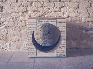 Portariviste Music CubO' di POTlab Eclettico