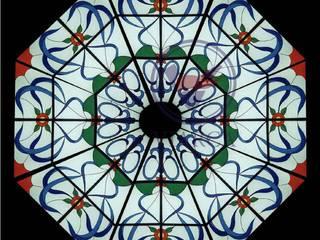 Lucernario, Dome: Viarcaが手掛けた窓です。