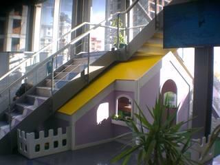 AC Yapı Moment Tanıtım Ofisi Minimalist Çocuk Odası Bersa İç ve Dış Ticaret Ltd. Şti. Minimalist