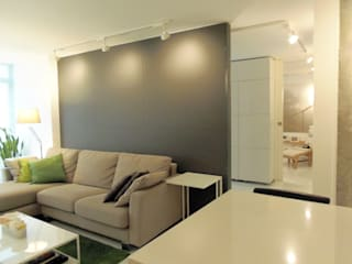 Reforma interior : Salones de estilo  de DIsens®