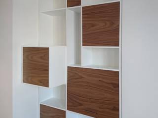 Bibliothèque:  de style  par Atelier Laurence-Sanchez