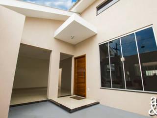 Arch & Design Studio Modern houses