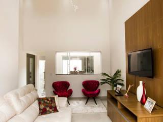 Phòng khách by Arch & Design Studio