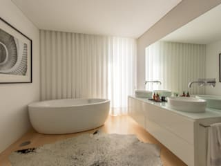 NOZ-MOSCADA INTERIORES Modern bathroom