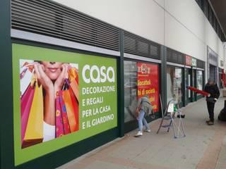 Direzione Lavori: Negozi & Locali commerciali in stile  di architANDarte
